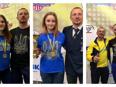 Чемпіонат України з жиму лежачи