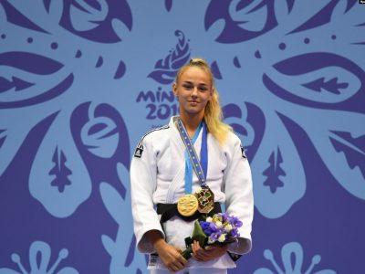 Дар'я Білодід братиме участь в Олімпійських іграх – 2020