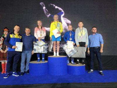 Чемпіонат України з вільної боротьби