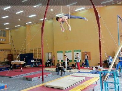 Чемпіонат України з гімнастики спортивної