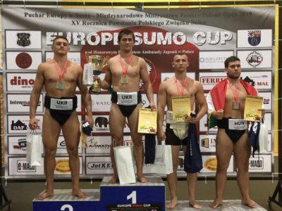 Кубок Європи з боротьби сумо