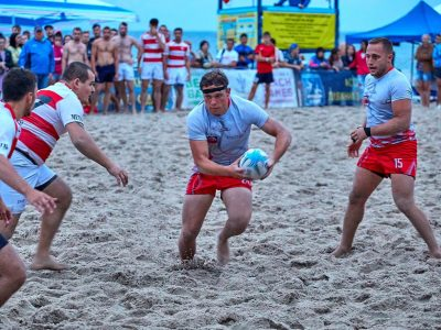 Міжнародний фестиваль пляжного регбі «Black Sea Rugby Cup»