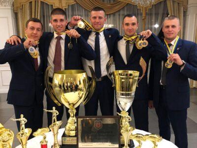 Чемпіонат світу з багатоборства серед охоронців Dodyguard – 2019