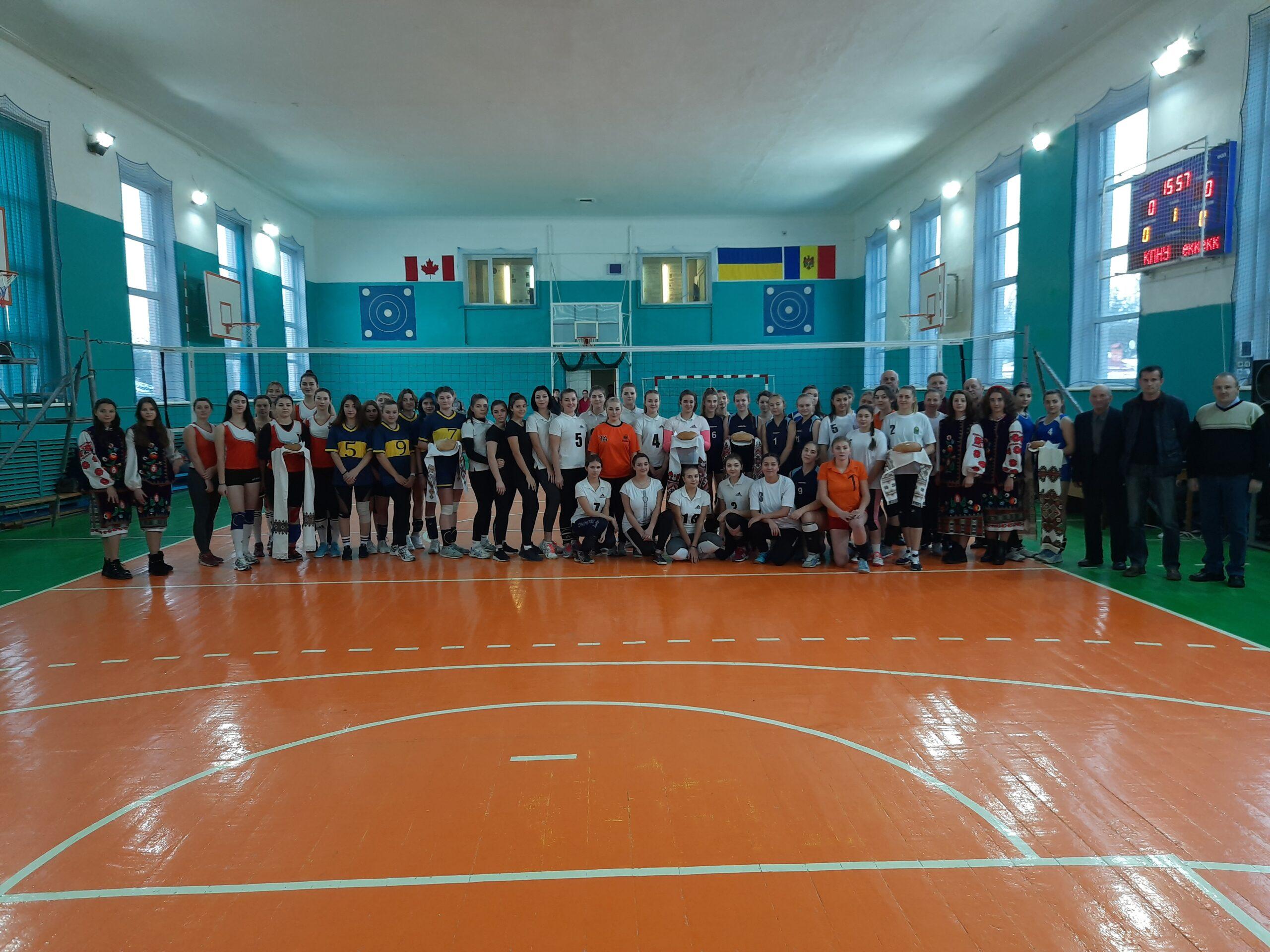 Турнір пам'яті В. І. Білоуса з волейболу