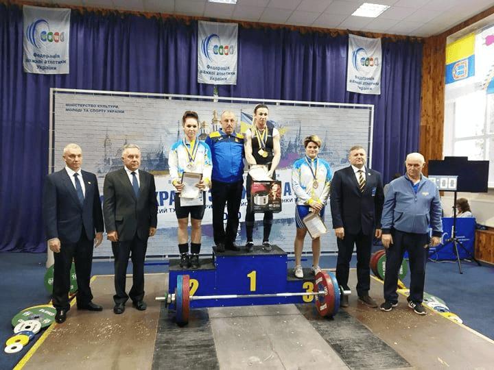 Нові рекорди України встановила наша випускниця