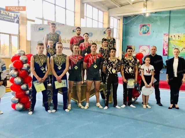 Чемпіонат України зі спортивної акробатики